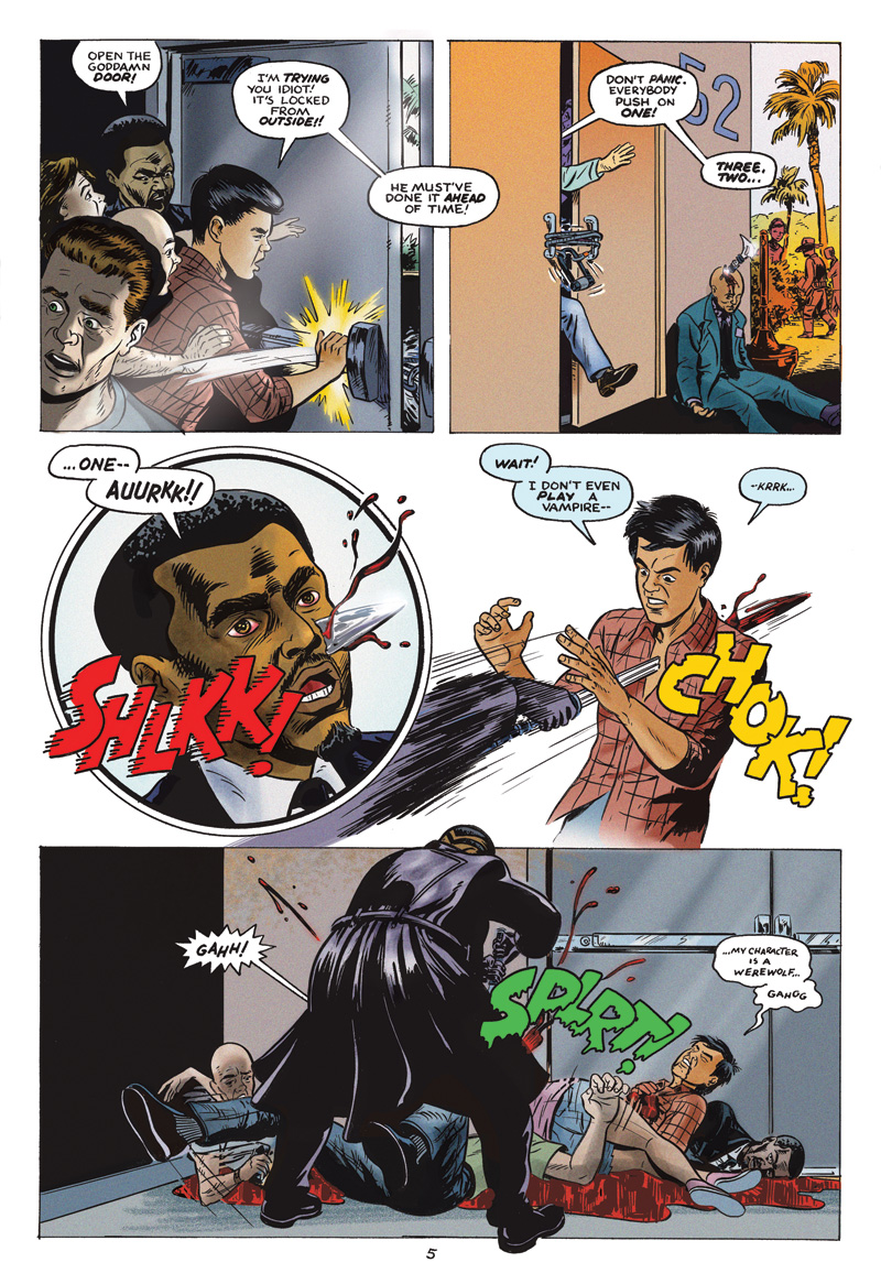 Page 5 of (Not Really) Blade Kills Twilight